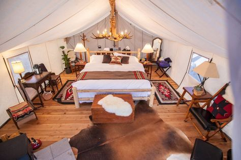 An ex-Wall Street banker is offering luxury camping rentals that could be the future of weekend getaways - Page 13 of 18 - Business Insider