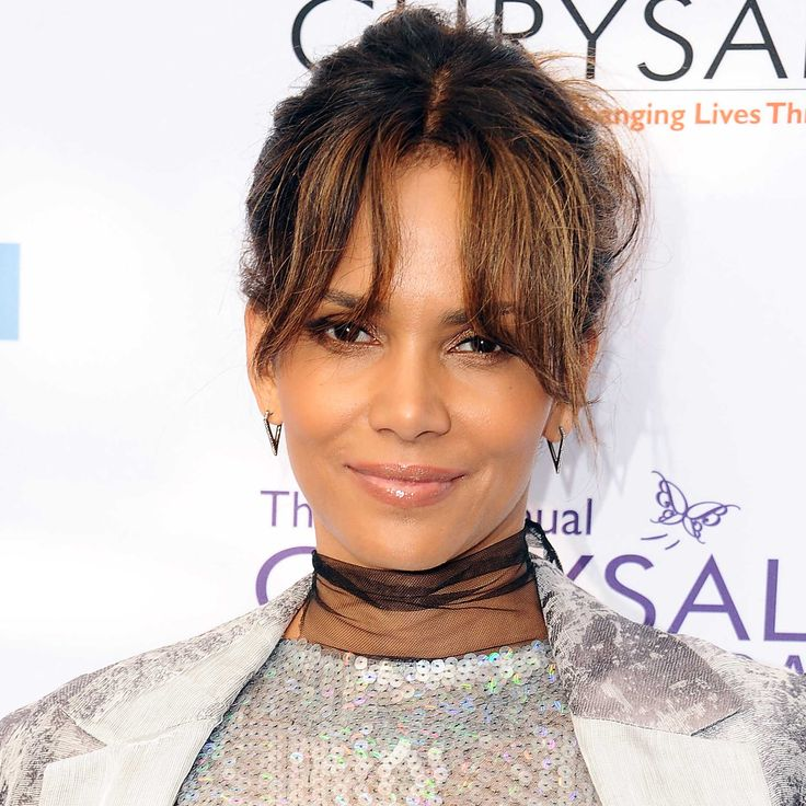 Halle Berry's Changing Looks - 2017 from InStyle.com
