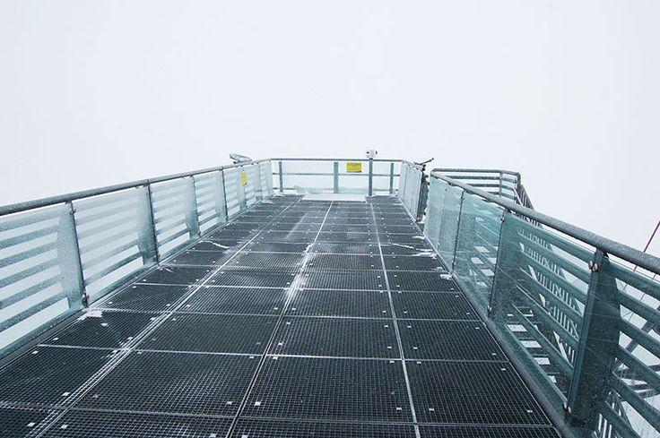 Dachstein Skywalk, Steiermark, Østerrike. Foto: Arnold Weisz ©