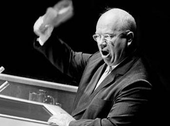 Kruschev He scared me! | REMEMBER? | Pinterest | Scared me