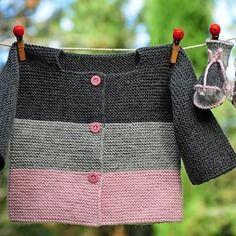 Layette ensemble rose et gris 3 mois brassière et chaussons neuf tricoté main