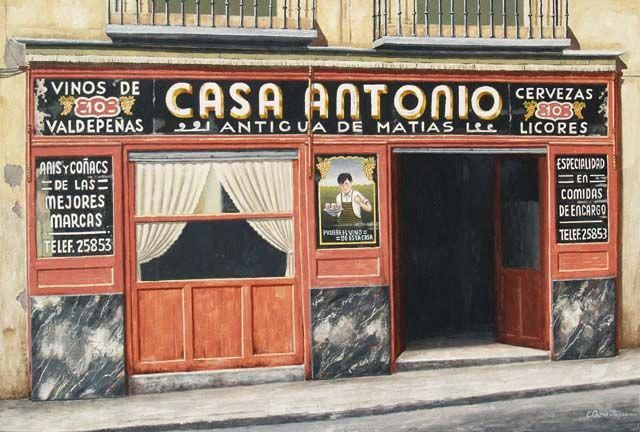 Andres Jarabo Founder Of Walks Of Madrid Tapas Tour Reveals 5 Of The Most Essential And Historic Tapas Bars In Madrid Madrid Tapas Madrid Travel Madrid Bars