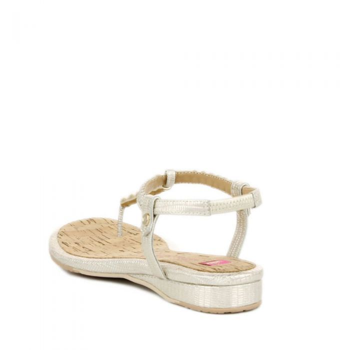 <p>Our signature branded sandal Demi is our most versatile spring/summer go-to shoe. We added a little lift and added comfort with our custom mini wedge construction. Demi exudes pure glamour with exquisite custom bamboo hardware and a beautiful braided ankle strap. Pair with summer shorts or sundresses alike for an effortless luxury look.</p>