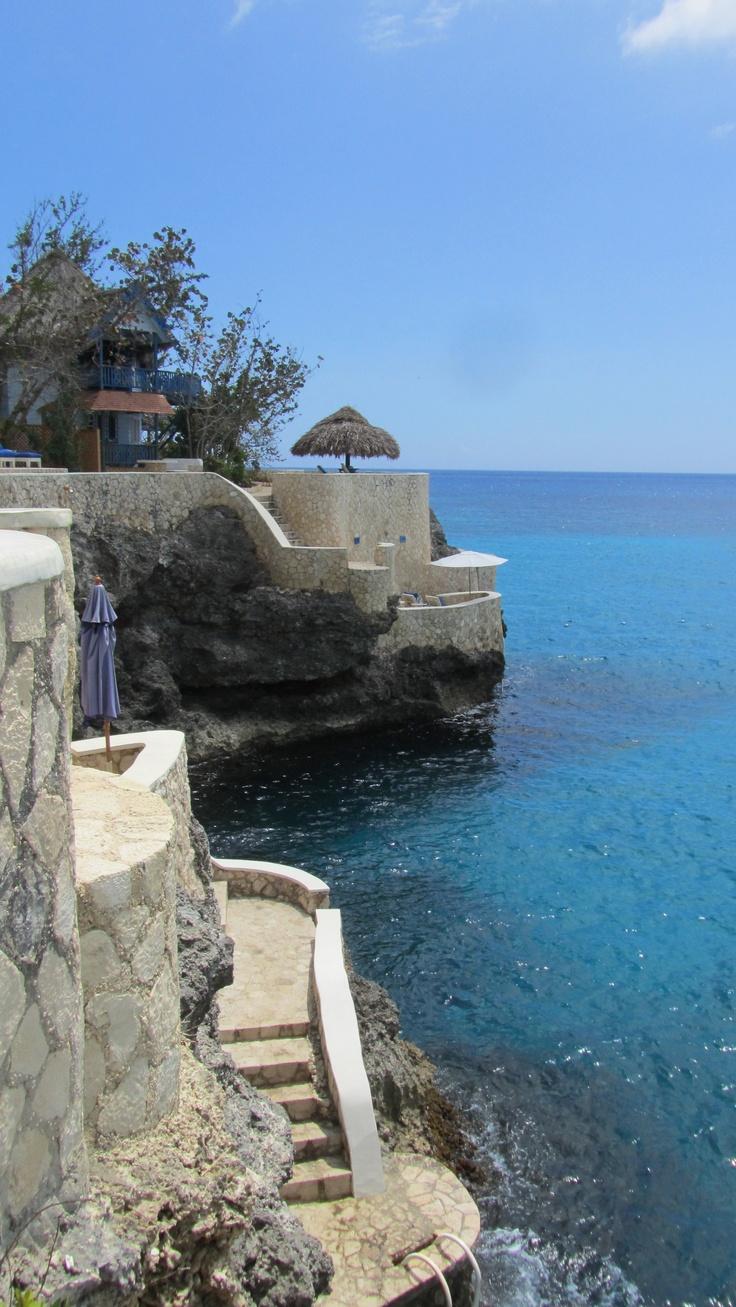 The Caves, Jamaica..paradise