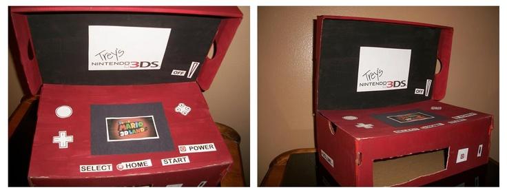 boy valentines day box