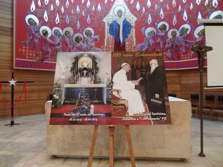 Capturador de Imágenes: Vivencias y anécdotas del padre José Manuel Lopez con nuestro padre fundador José Kentenich