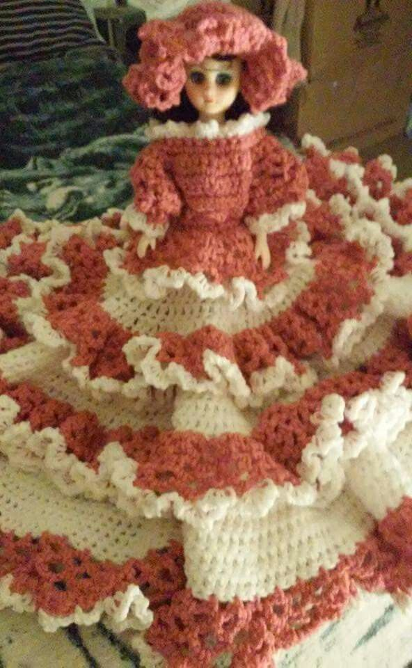 248 best images about Crochet Bed Pillow Dolls on ...
