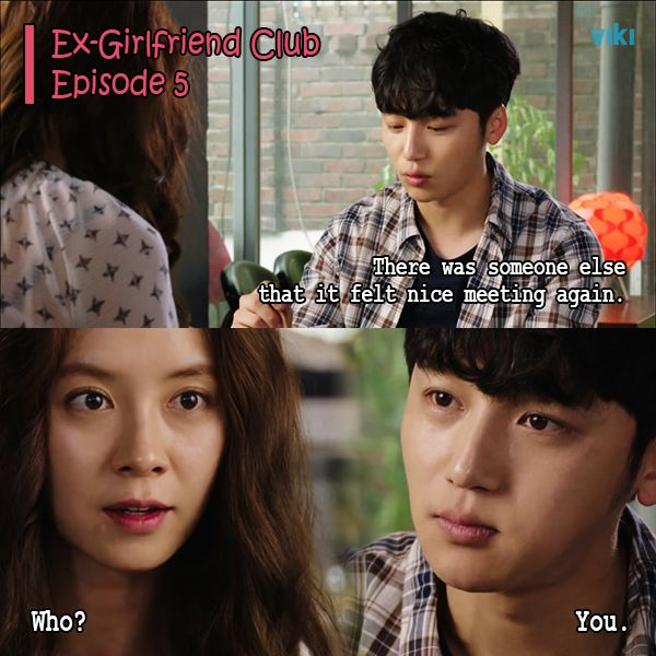 Byun Yo Han sure has a way with words. Is his simple confession enough to win back Song Ji Hyo's heart? Find out in Ex-Girlfriend Club