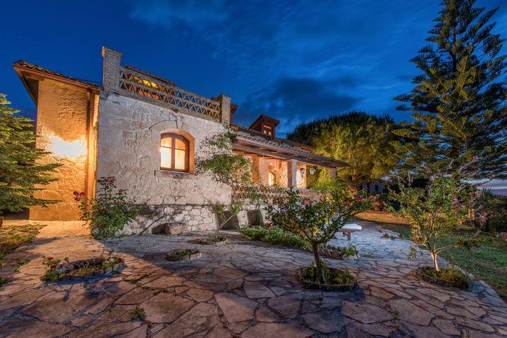 Villa Kirtsin - Dikopoulos Bioland - Tragaki Zakynthos Greece
