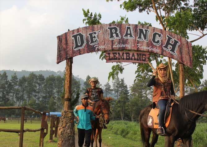 de-ranch-lembang-bandung