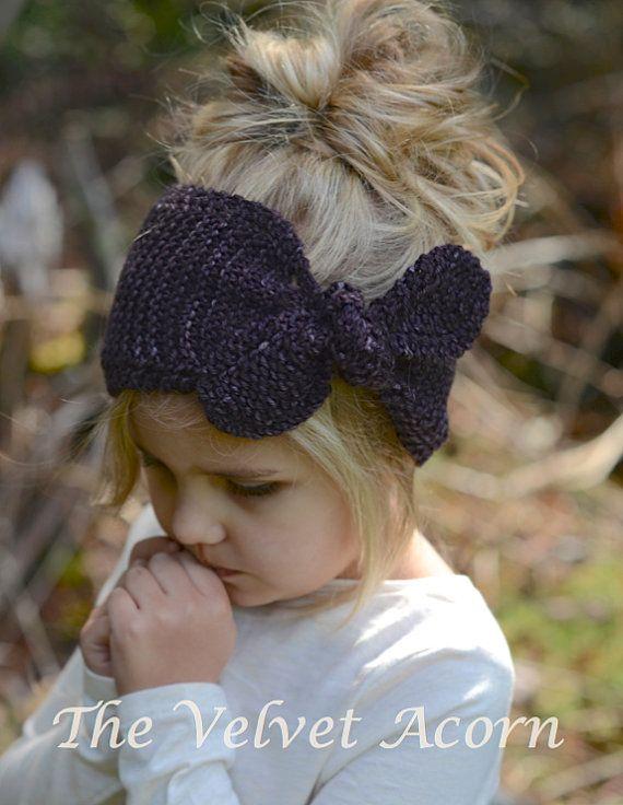 KNITTING PATTERNThe Amarina Warmer Toddler Child by Thevelvetacorn, $5.50