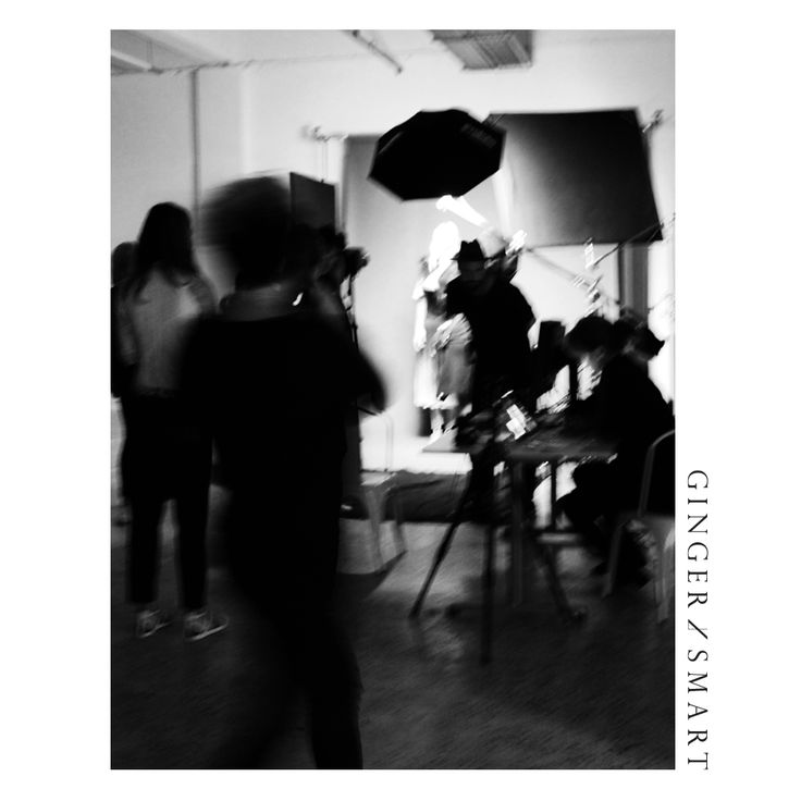 Behind the Scenes at our AW15 Shoot