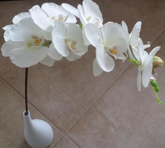High Quality Artificial Velvet Orchid