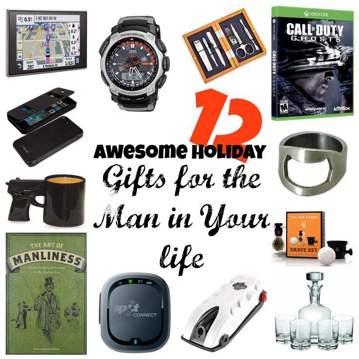 Christmas Presents for Men 2013