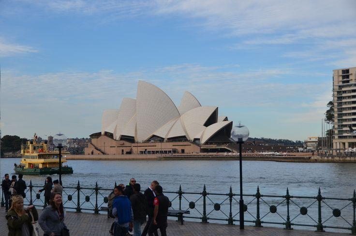 Opera House 2014