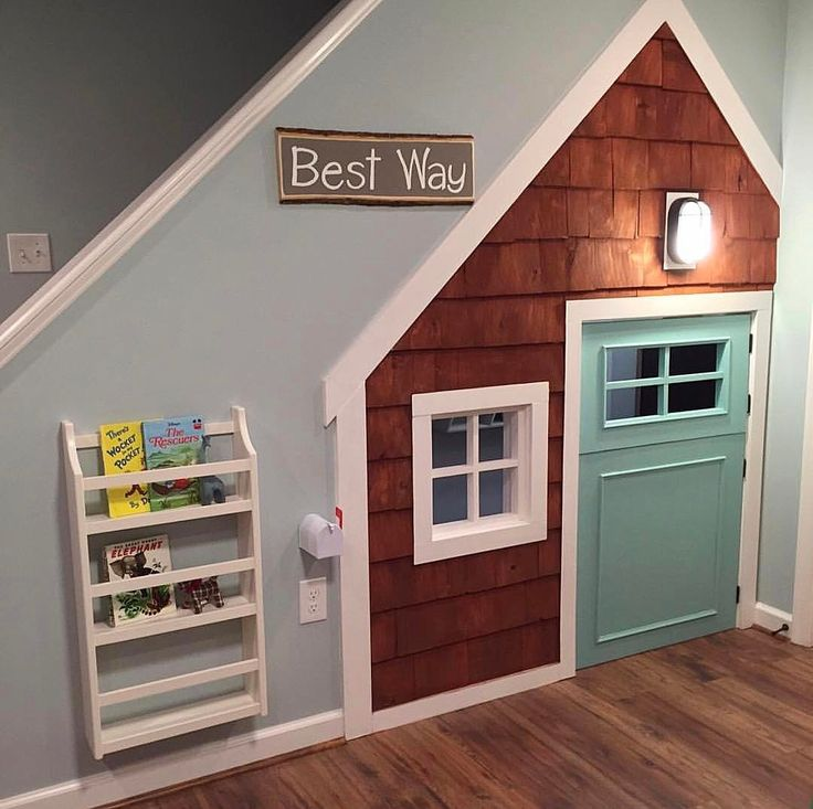 31 Brilliant Stairs Decals Ideas Inspiration: 25+ Best Ideas About Under Stairs Playhouse On Pinterest