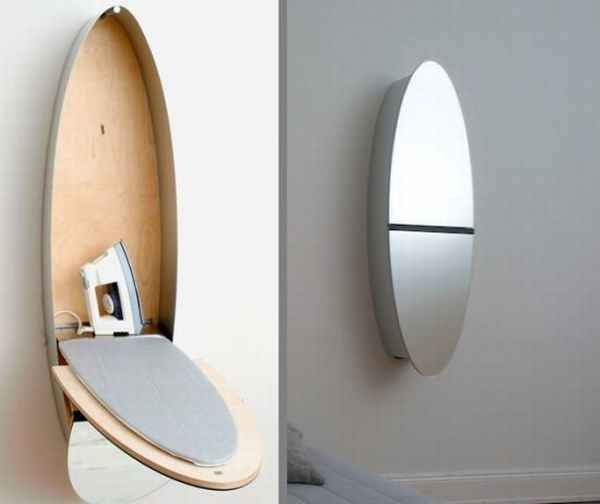 The Mirror/Ironing Board