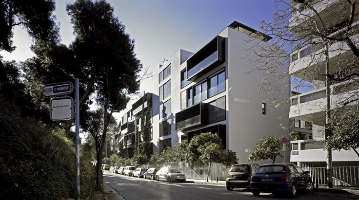 One Athens Apartment Building   Projects   Divercity Architects