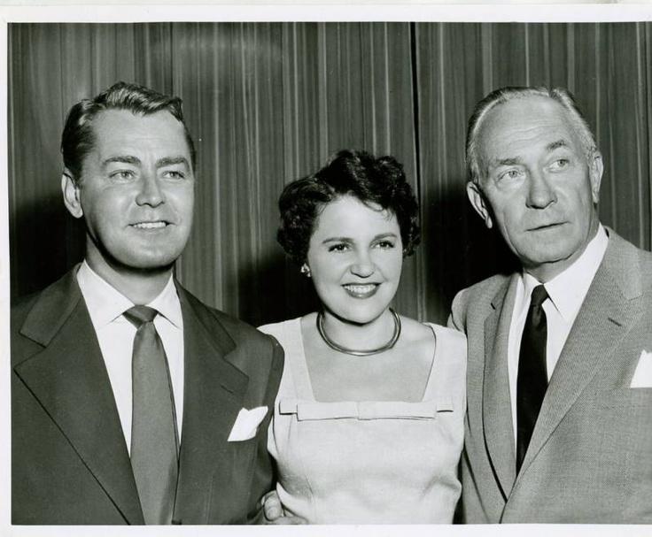Alan Ladd Wife Sue Carroll Amp William Demarest Alan Ladd