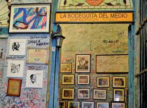 La Bodeguita del Medio. Helping you discover the REAL Cuba. Find out more at www.cubarocks.co.uk