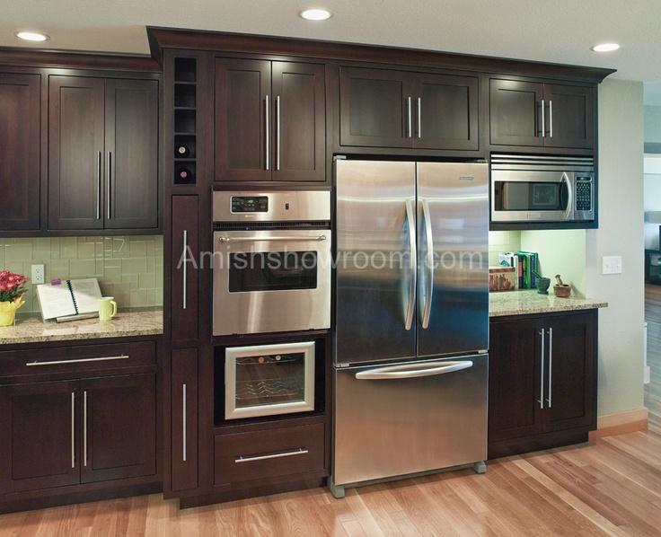 24 best black kitchen cabinets images on pinterest black With kitchen colors with white cabinets with large format vinyl sticker printing