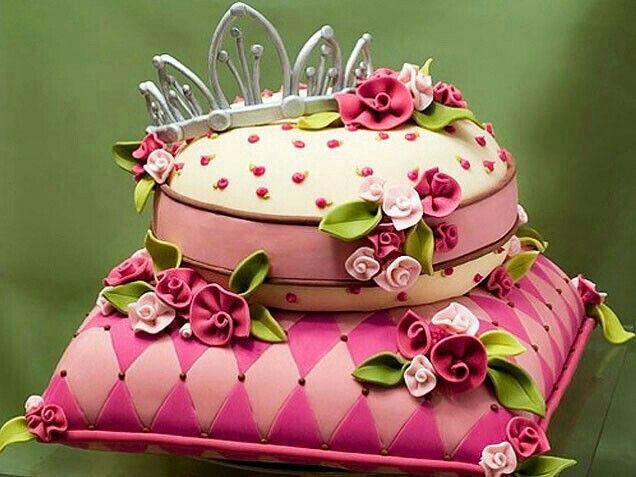 139 best Cakes images on Pinterest Girl birthday cakes Cake