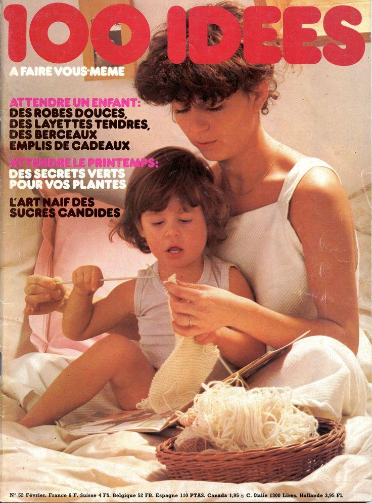 N° 52 - février 1978 - Photo de couverture Jérôme Tiné