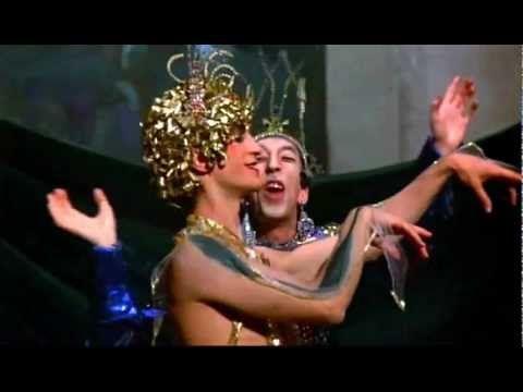 Festa de jantar - Casanova - Fellini