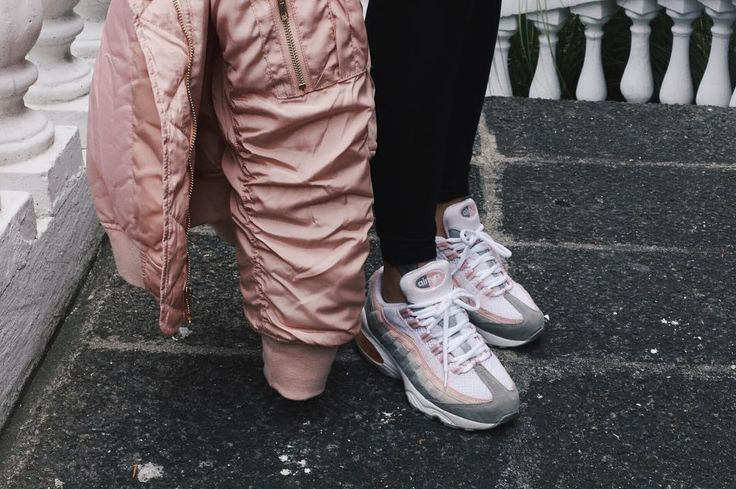 Sneakers femme - Nike air max 95 (©blondecaviar)