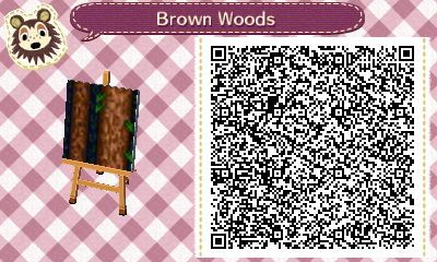 forest wallpaper QR Animal crossing qr, Qr codes animal