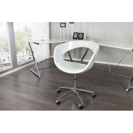25+ best ideas about chaise de bureau design on pinterest | chaise ... - Chaise De Bureau Blanche Design