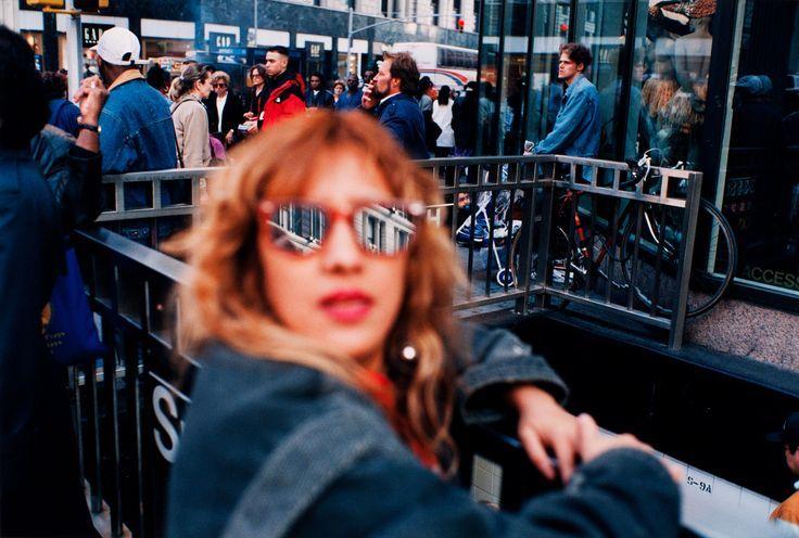 On Everybody Street: Meet New York's Famous Street Photographers   : TIME