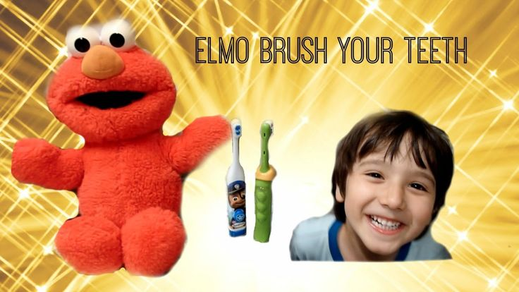 Sesame Street :  Elmo's World - Elmo's Brush Teeth song Teach your child to have…