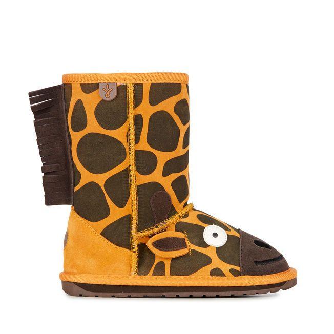 Giraffe Kids Deluxe Wool Boot- EMU Australia