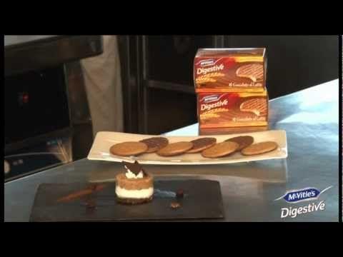 #mcvities #digestive Mycake con Digestive al Cioccolato al Latte #recipe #recipes #ricetta