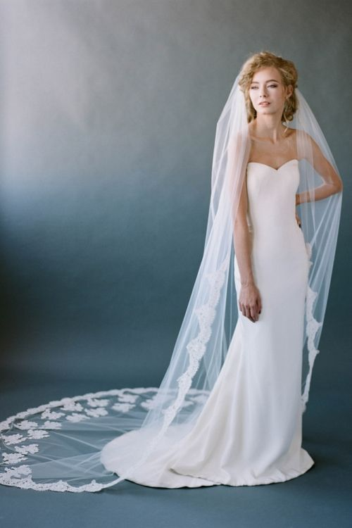 11 best Veils images on Pinterest | Veils, Bridal veils and Brochures