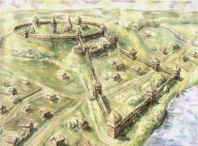 Drohobuż w XVII wieku