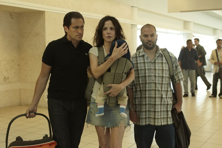 Esteban, Nancy, Guillermo & Stevie - Season 6 #weeds #showtime #tv