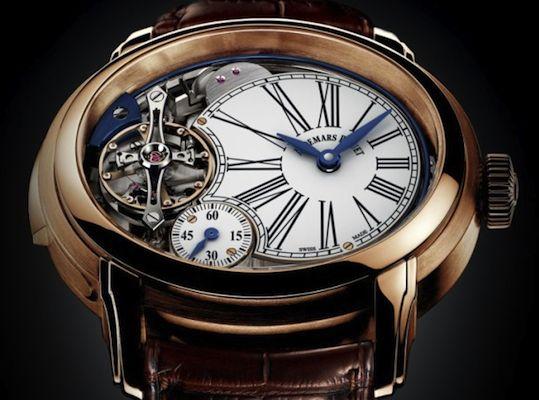Audemars Piguet Millenary Minute Repeater With AP Escapement Watch