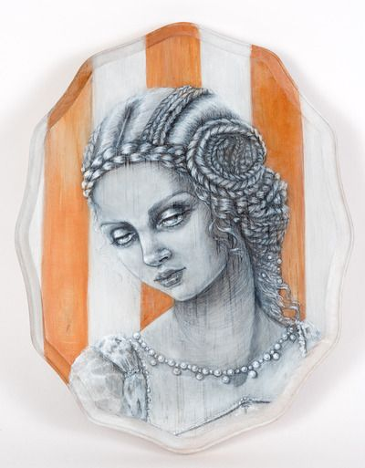 Beatrice (Painting from Laurie McClave)