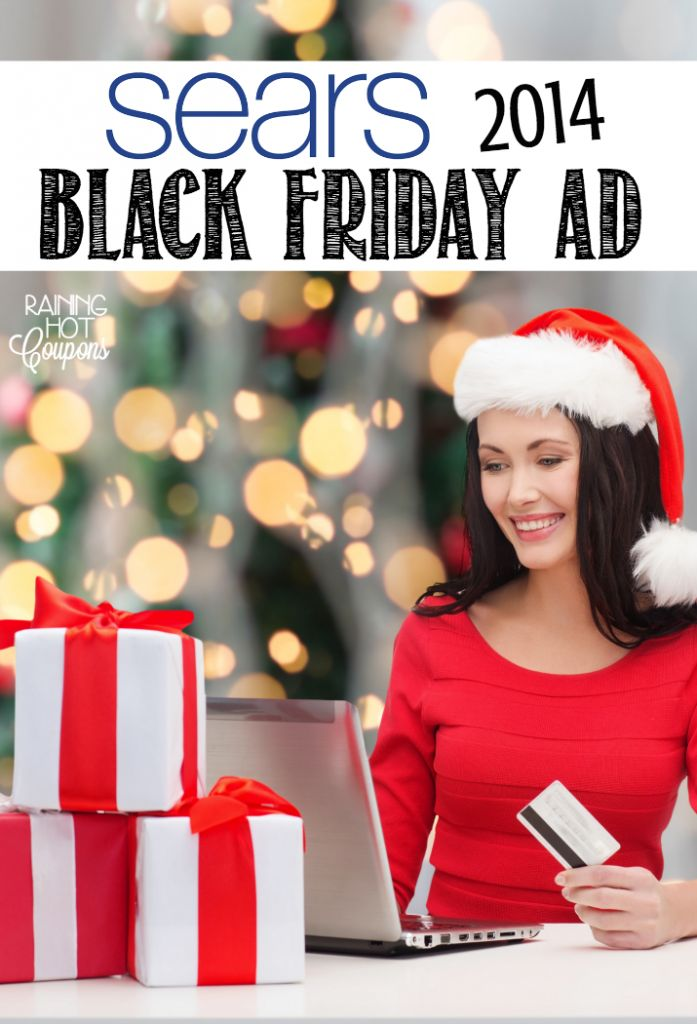 Sears Black Friday Ad for 2014 LEAKED!  Get 7.3% savings at Sears.com this holiday. Check it out at save.moneybackking.com