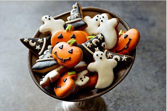 Halloween sütikiszúró forma 4db