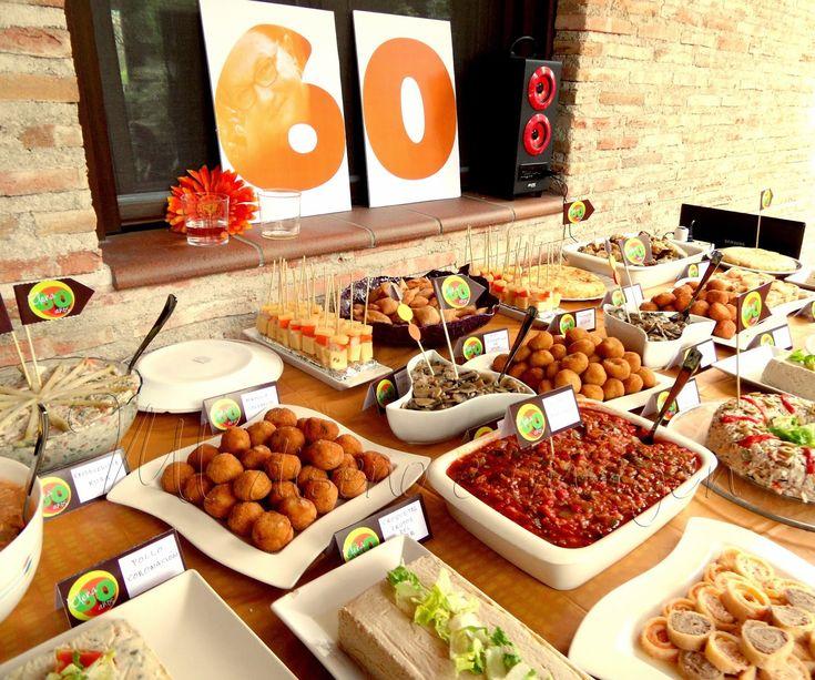 M s de 25 ideas incre bles sobre comida para cumplea os - Ideas para fiestas de cumpleanos adultos ...
