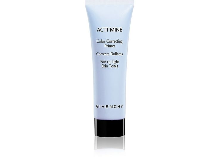 GIVENCHY BEAUTY ACTI'MINE COLOR CORRECTING PRIMER. #givenchybeauty #