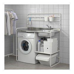 IKEA - tvätt sunnersta