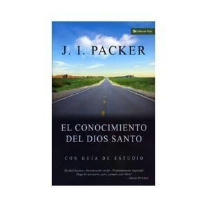 El conocimiento del Dios Santo es uno de los más significativos y populares libros cristianos de nuestro tiempo. El libro transformador de vidas de J. Packer, ha profundizado la fe y el entendimiento de millones de personas alrededor del mundo.