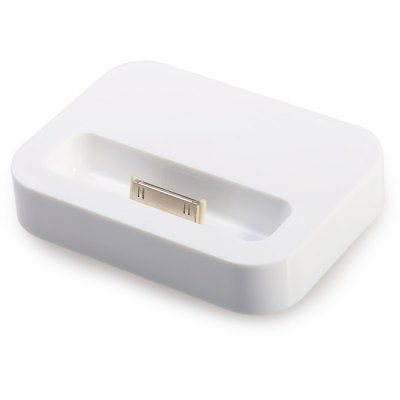 Portable 30 Pin Base Dock Station Charger #CLICK! #clothing, #shoes, #jewelry, #women, #men, #hats, #watches