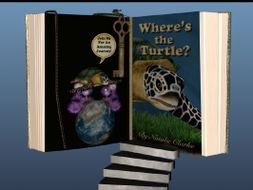 Book: Where's the Turtle? by natclarke - Teaching Resources - Tes