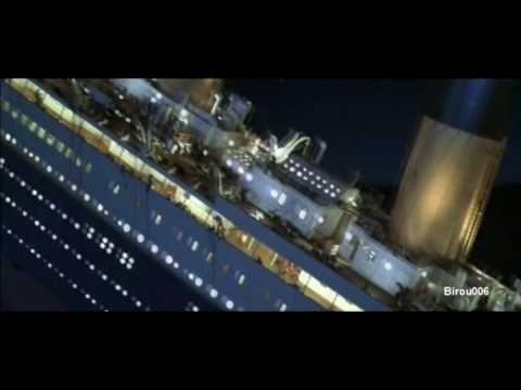 Titanic Sinking in Reverse  5min