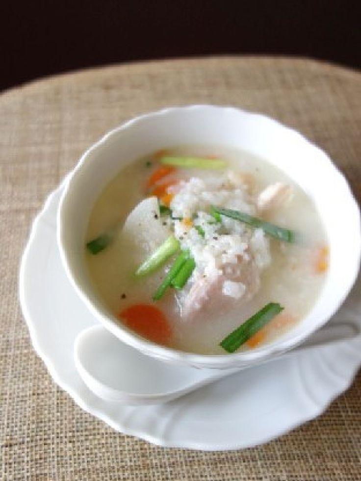 ほったらかしサムゲタン風鶏粥 by Y's | レシピサイト「Nadia | ナディア」プロの料理を無料で検索